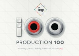 production 100 2015